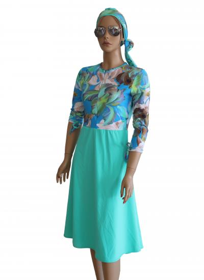 front-modest swimdress- turquoise fantasy.jpg