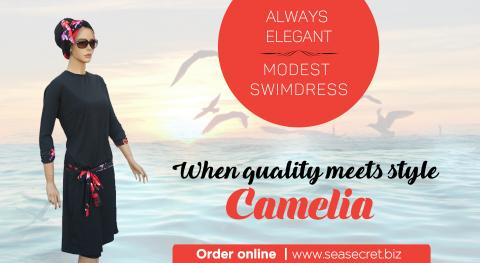 Slimming swimsuits